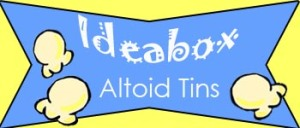 ideabox altoids