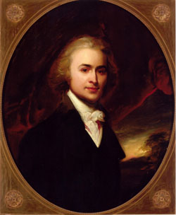 John Quincy Adams as ambassador to Russia
