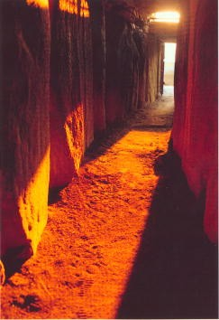 Newgrange at Solstice