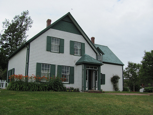 Green Gables Heritage Place, the family farm that inspired Montgomery.