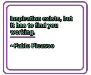 picasso inspiration