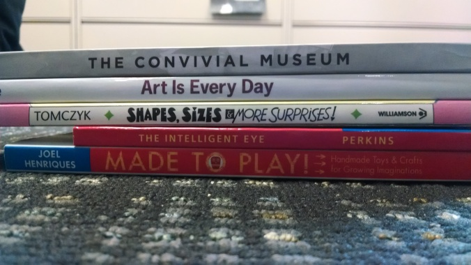 The Convivial Museum: Art is Every Day, Shapes & Sizes & more Surprises, The Intelligent Eye Made to Play!