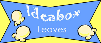 ideabox leaves