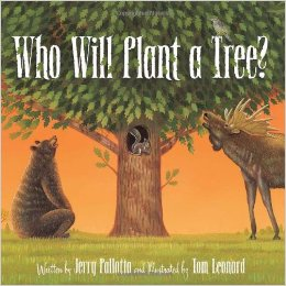 Good for young readers and as a read-aloud to the littlest listeners, this book about seed dispersal has beautiful images to accompany the fairly simple text.  Click for Powell's link.